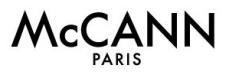 McCann : coordination internationale des droits mannequins et comédiens | Voeux Mc Cann France 2014